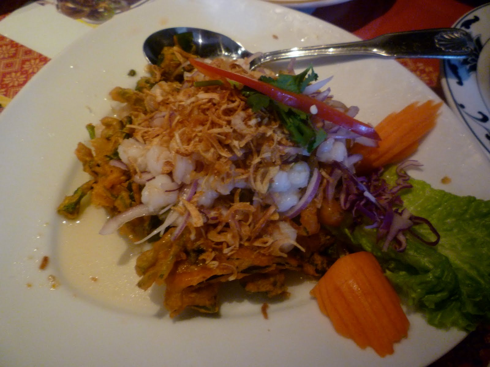 Great souther thai at jitlada hollywood la curated for Amazing thai cuisine north hollywood